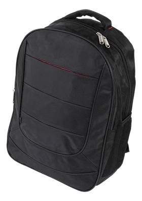 "DELTACO Notebook backpack, 15"" laptops,