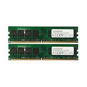VIDEO SEVEN 2X2GB KIT DDR2 800MHZ