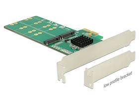 DELOCK 89588 PCI Express Card